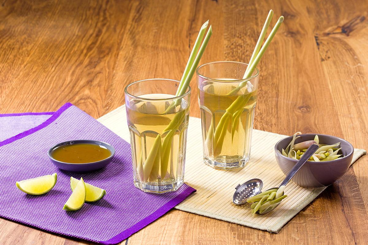 Citroengras - citroengrasthee